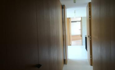 interiérový obklad Teak + dvere