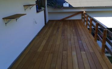 decking Garapa