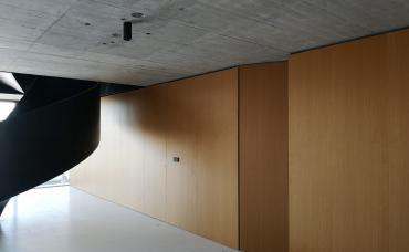 interiérový obklad Teak